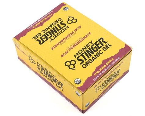 Honey Stinger Energy Gel (Acai Pomegranate) (24 | 1.2oz Packets)