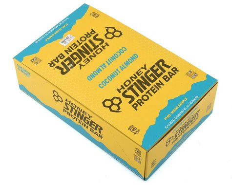 Honey Stinger 10g Protein Bar (Chocolate Coconut Almond) (15   1.5oz Packets)