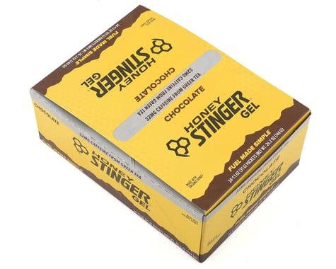 Honey Stinger Organic Energy Gel (Chocolate w/ Caffeine)