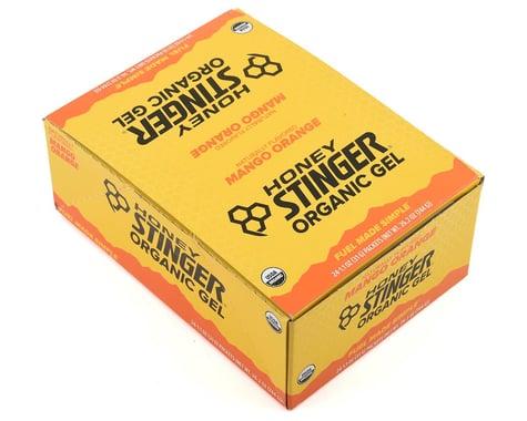 Honey Stinger Organic Energy Gel (Mango-Orange) (24 | 1.2oz Packets)
