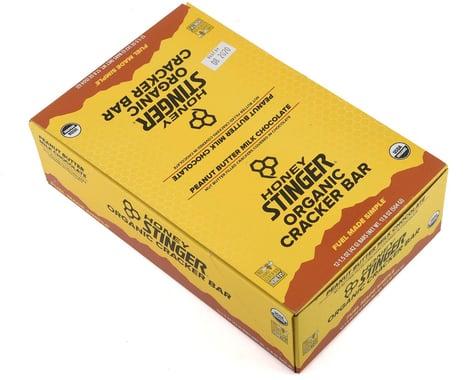 Honey Stinger Organic Cracker Bar (Peanut Butter) (12 | 1.5oz Packets)