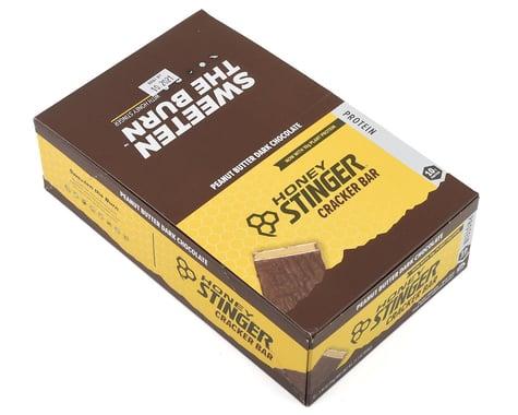 Honey Stinger Organic Cracker Bar (Peanut Butter Dark Chocolate) (12   1.94oz Packets)