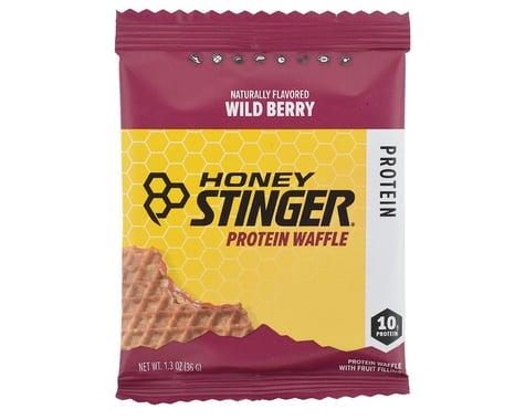 Honey Stinger Protein Waffle (Wild Berry) (1 | 1.3oz Packet)