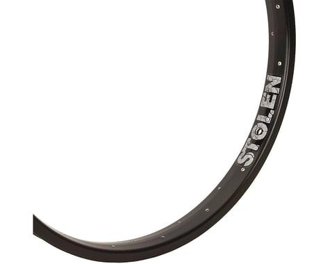 Stolen Rampage Rim (Black) (20 x 1.75)