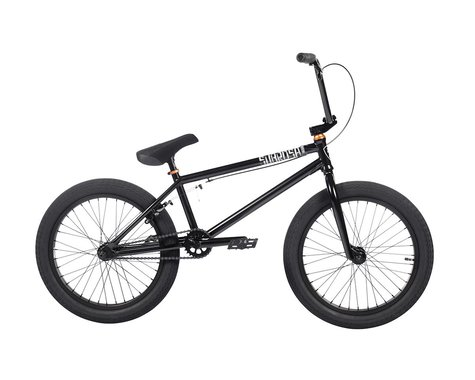 """Subrosa 2021 Salvador BMX Bike (20.5"""" Toptube) (Black)"""