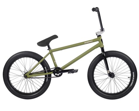 "Subrosa 2021 Malum BMX Bike (21"" Toptube) (Army Green)"