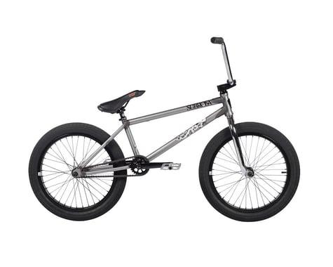 "Subrosa 2021 Trey Jones Novus BMX Bike (21"" Toptube) (Matte Raw)"