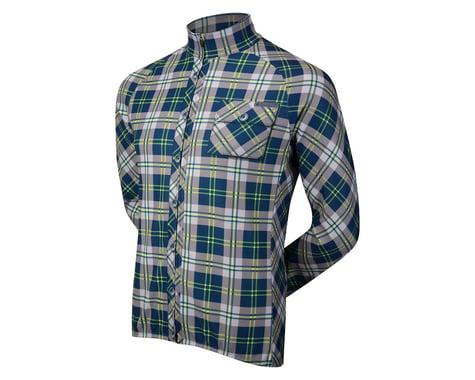Sugoi Evolution Plaid Long Sleeve Jersey (Plaid)
