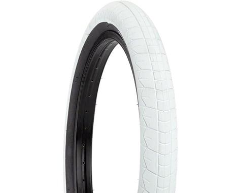 Sunday Current V2 BMX Tire (White/Black)