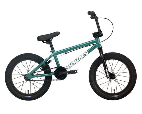 "Sunday 2022 Blueprint 16"" BMX Bike (15.5"" Toptube) (Slate Blue)"