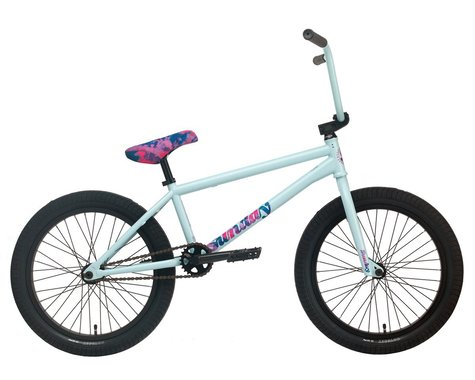 """Sunday 2022 Forecaster BMX Bike (Aaron Ross) (20.5"""" Toptube) (Matte Sky Blue)"""