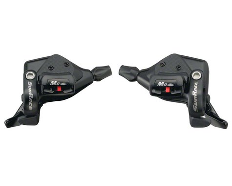 Sunrace M53 Trigger Shifter Set (Black)