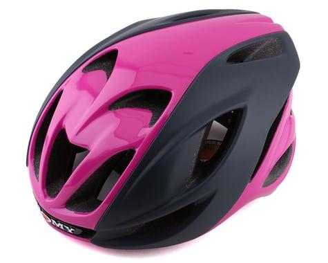 Suomy Glider Road Helmet (Blue Navy/Pink) (L/XL)