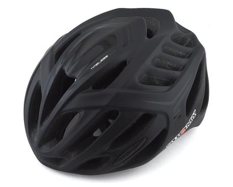 Suomy Timeless Road Helmet (Matte Black/Black)