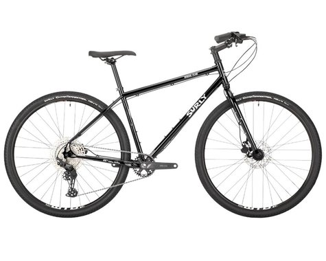 Surly Bridge Club 700c Touring Bike (Black) (XS)