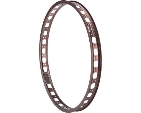 """Surly Rabbit Hole Rim - 26"""", Disc, Anodized Bronze, 32H, Clincher"""