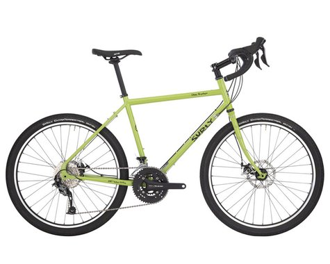 "Surly Disc Trucker 26"" Bike (Pea Lime Soup) (42cm)"