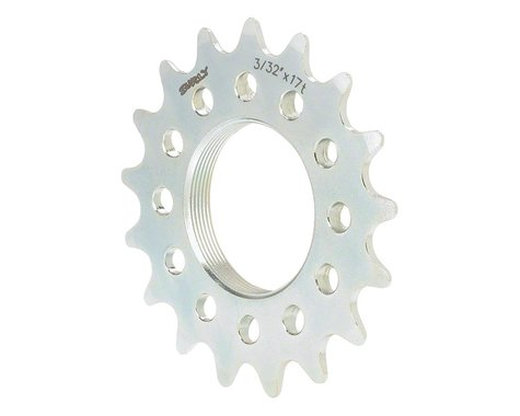 Surly 3/32'' Track Cog (Silver) (17T)