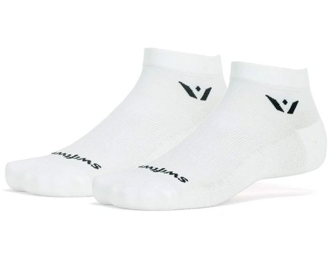 Swiftwick Performance One Socks (White) (L)