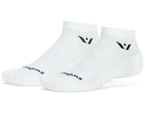 Swiftwick Performance One Socks (White) (XL)
