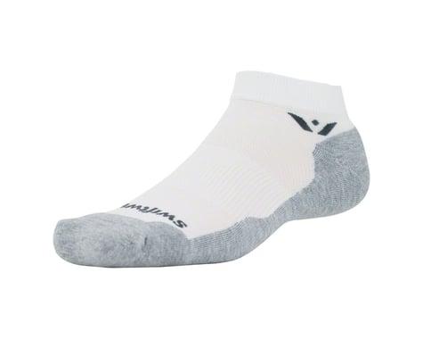 Swiftwick Maxus One Socks (White) (L)