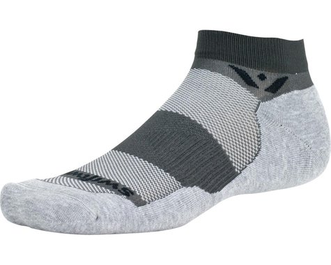 Swiftwick Maxus One Sock (Graphite Gray)
