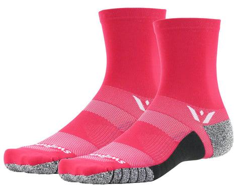 Swiftwick Flite XT Five Sock (Pink) (M)