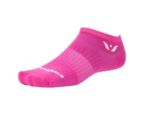 Swiftwick Aspire Zero Socks (Pink) (L)