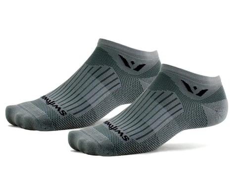 Swiftwick Aspire Zero Socks (Grey) (S)