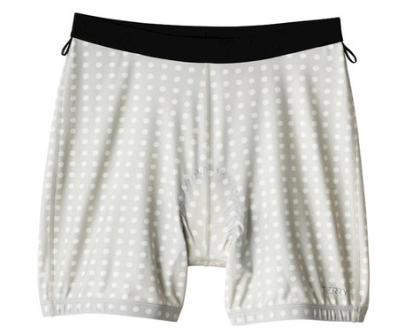 Terry Women's Mixie Liner (Dots) (S)
