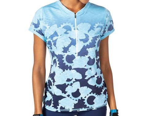 Terry Women's Wayfarer Short Sleeve Jersey (Gear Ratios) (S)