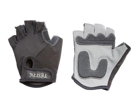 Terry T-Gloves (Black Mesh)