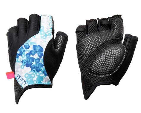Terry Women's Bella Gloves (Hydrange/White)