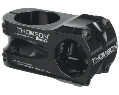 Thomson Elite X4 Mountain Stem (Black) (31.8mm) (45mm) (0°)
