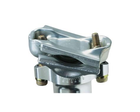 Thomson Elite Setback Seatpost (Silver) (27.2mm) (250mm) (16mm Offset)