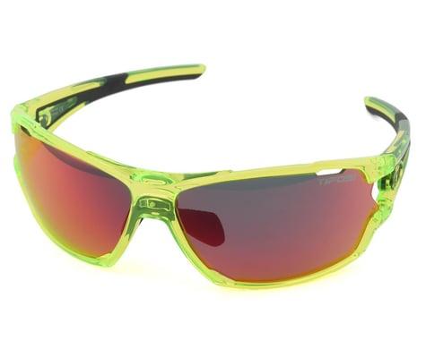 Tifosi Amok Sunglasses (Crystal Neon Green)
