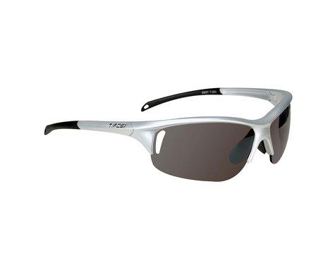 Tifosi Envy Multi-Lens Eyewear (Silver)