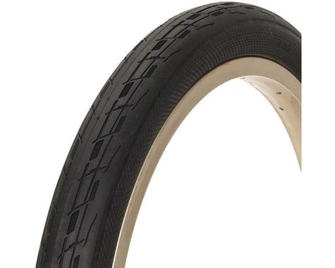 Tioga Fastr BLK LBL BMX Tire (Black)
