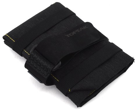 Topeak Burrito Pack Seat Bag (Black)