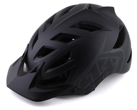 Troy Lee Designs A1 Helmet (Drone Black) (S)