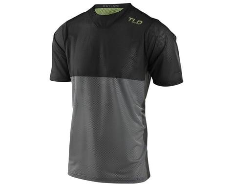 Troy Lee Designs Skyline Air Short Sleeve Jersey (Breaks Carbon) (S)
