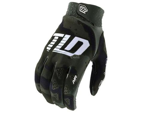 Troy Lee Designs Air Gloves (Camo Green/Black) (S)