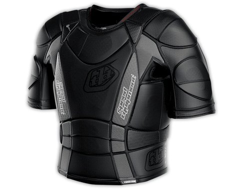 Troy Lee Designs 7850-HW Youth Short Sleeve Protective Shirt (M)