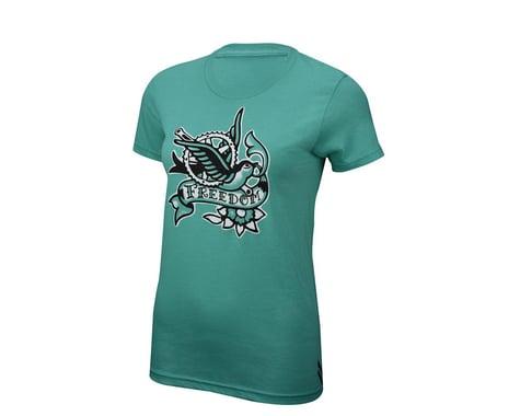 Twin Six Women's Freedom T-Shirt (Mint)