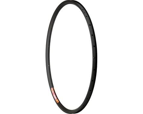 Velocity Dyad Rim - 700, Disc, Black, 48H, Clincher