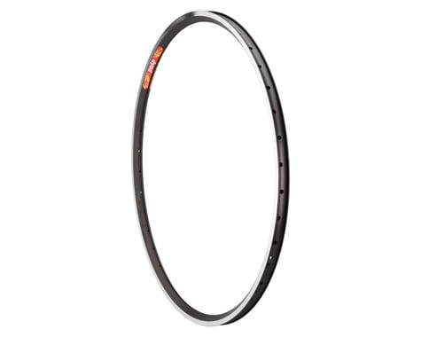 Velocity Dyad Rim - 700, Rim, Black, 36H, Clincher