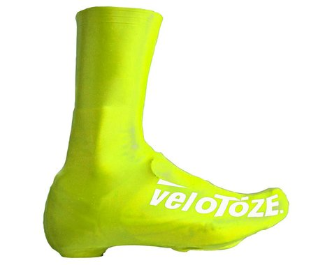 VeloToze Tall Shoe Cover 1.0 (High Viz Yellow)