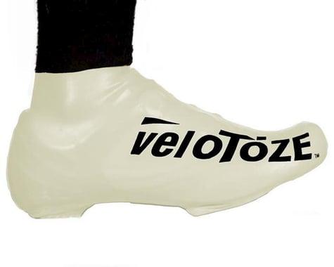 VeloToze Short Shoe Cover 1.0 (White) (S/M)