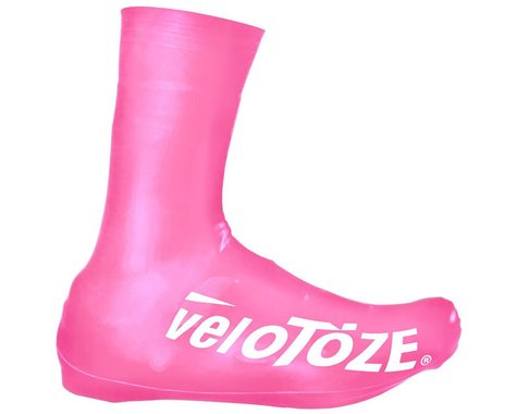VeloToze Tall Shoe Cover 2.0 (Pink) (M)