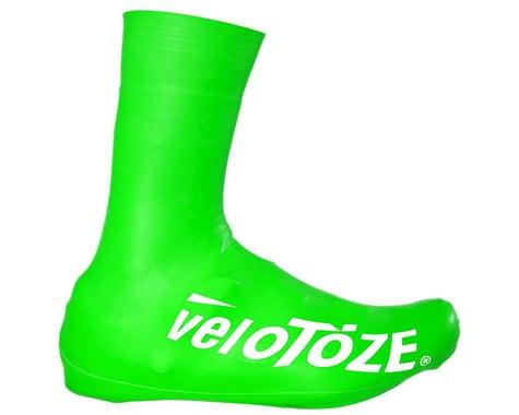 VeloToze Tall Shoe Cover 2.0 (Viz Green) (XL)